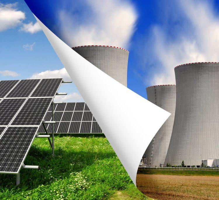 Зеленая энергетика в России